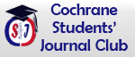 The Cochrane Students' Journal Club